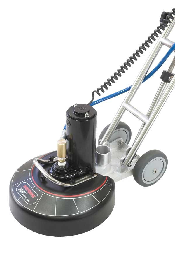 Why Rotovac Socks Off Carpet Cleaning